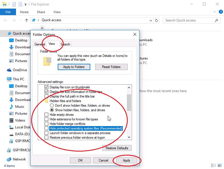 Configure Windows 10 Entreprise LTSB for Smode Station